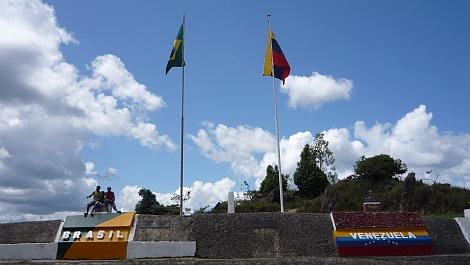 Senki földjén a Brazil-Venezuelai határon - nézze meg nagyban is!