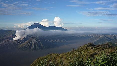 Bromo, Indonézia legtrendibb vulkánja - nézze meg nagyban is!