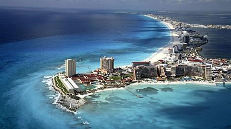Cancún - nézze meg nagyban is!