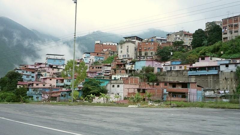 Nyomornegyed Caracasban