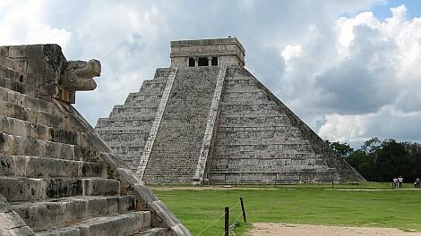 Chichén Itzá - nézze meg nagyban is!