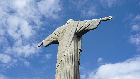 A Megváltó Krisztus szobra - nézze meg nagyban is!
