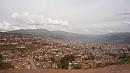 Cuzco, az inka birodalom egykori központja.