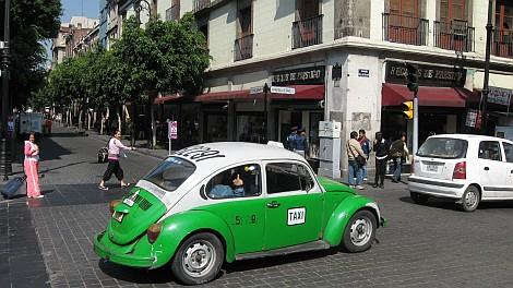 Mexikóvárosi taxi - nézze meg nagyban is, érdemes!