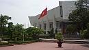 Ottjártamkor a Ho Si Minh múzeum is zárva volt.