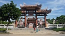 A kínai és japán befolyás sok helyen visszaköszön.