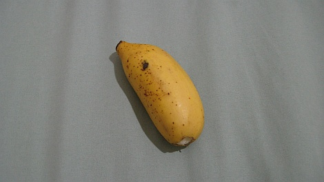 Jamaikai banán - nézze meg nagyban is!
