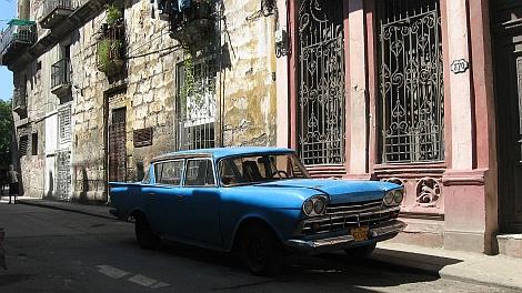 Havanna, Kuba - nézze meg nagyban is!