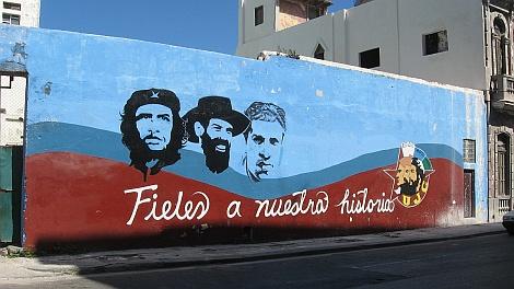 Propaganda Havannában - nézze meg nagyban is!