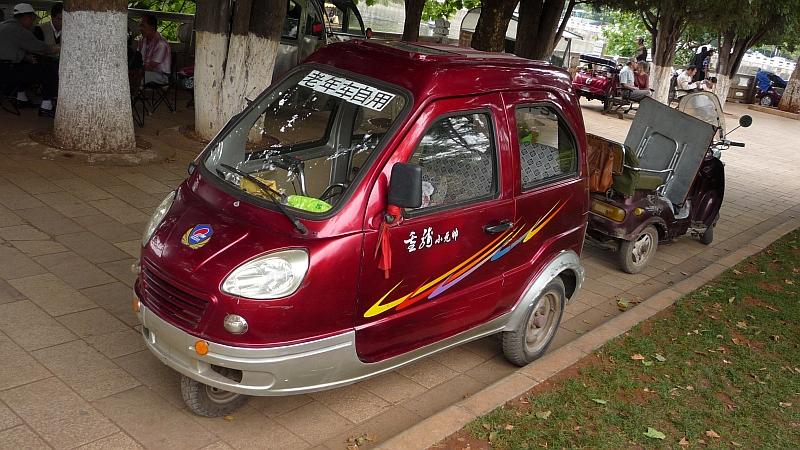 A kínai járműipar egyik büszkesége