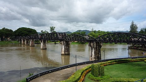 Híd a Kwai folyón - nézze meg nagyban is!