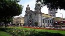 Lima, a spanyol barokk és koloniál építészet gyöngyszemeinek tárlata.