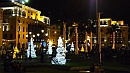 A tér, amelyen Francisco Pizarro megalapította Limát.