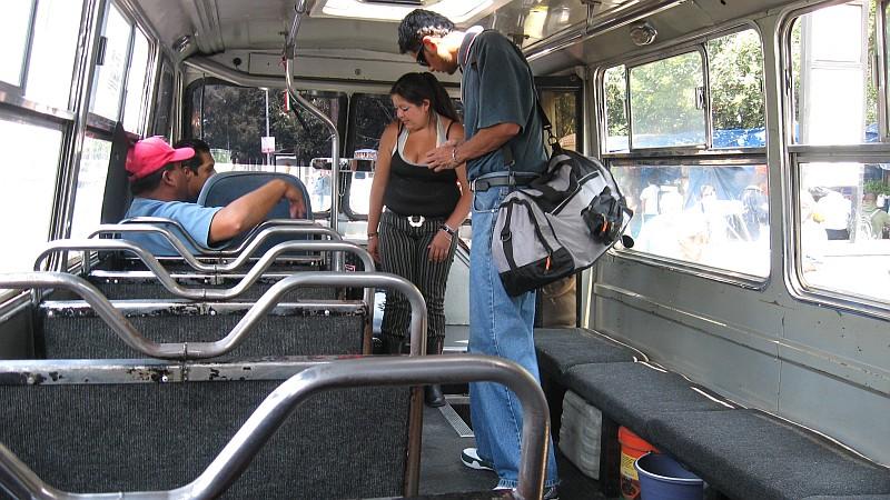 Mexikóvárosi busz