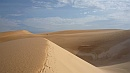 Sivatag-élmény, elõször az út során.