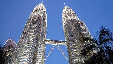 A világ legmagasabb ikerépülete - nézze meg nagyban is!