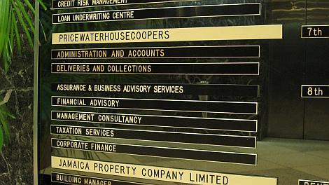 PwC iroda Kingstonban - nézze meg nagyban is!