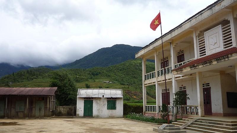A kommunista párt háza