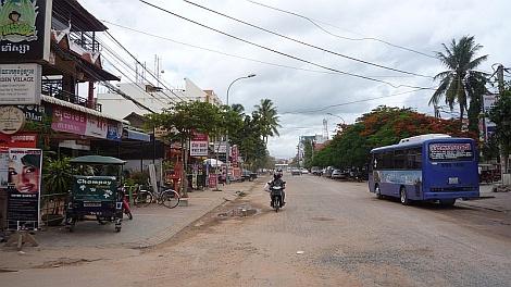 Siem Reap, Kambodzsa - nézze meg nagyban is!