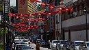 Kínai negyed Szingapúrban.