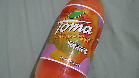 Toma márkájú jamaikai üdítõital - nézze meg nagyban is!