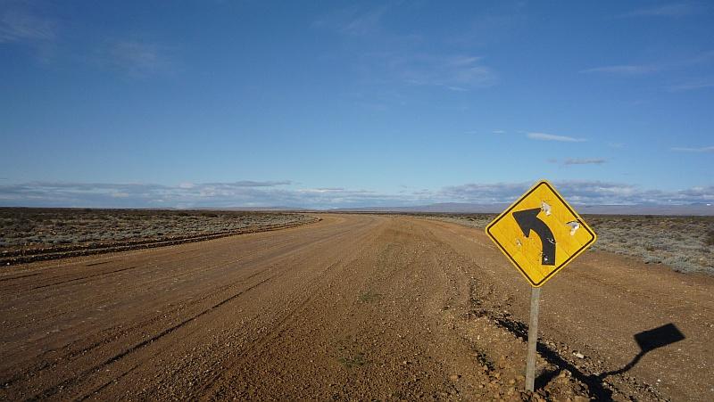 RN 40, vagyis az argentin 66-os út